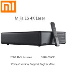 Xiaomi mijia Mijia Laser 1S 4K Projector 2000 Ansi Tv Home Theater Alpd 3.0