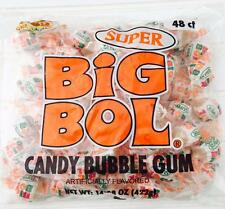 Albert's SUPER Big Bol Candy Bubble Gum 48 count