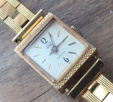 montre ancienne Philippe mécanique antichoc pour femme plaqué or vintage watch