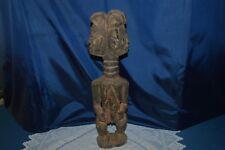 Art African/Antique Statue African/Nigeria/Wooden