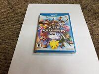 Super Smash Bros. (Nintendo Wii U, 2014) new
