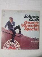 Johnny Cash Orange Blossom Special [LP] Album Used G/VG+ Pls Read CS 9109