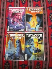 Stranger Things: Into The Fire #1 to #4 (Complete Series of all 4 Issues)
