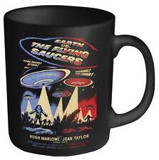 EARTH VS. THE FLYING SAUCERS - Keramik Tasse / Coffee Mug