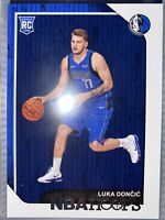 Luka Doncic NBA Hoops RC 2018