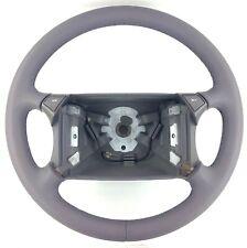 Genuine Porsche 944 964 968 grey leather steering wheel 96434780450. SUPERB! 16C