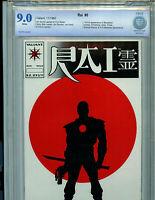 Rai Issue #0 Comic CBCS 9.0 Valiant Comics 1992 Bloodshot Amricons K23B14