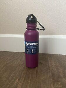 Bottlekeeper 12oz Standard Insulated Bottle Holder, Berry