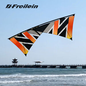 Freilein Quad Lines Stunt Kite for Outdoor Intermediate-Competition Flying Toys