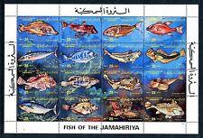 Libya 1107 , MNH, Marine Life, Fish, 1983 x18852