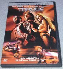 Torque DVD (RARE oop)