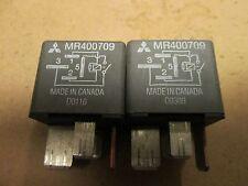 RELAY, MR400709, Mitsubishi, 4 pin