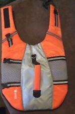 Japeeo Dog Life Vest HIGH VISIBILITY - Reflective straps New Large