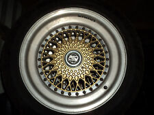 OZ Vega MSW 2 piece split rim wheels 16x8.5 Mercedes 5x112 ET14 BBS RS TVR AMG