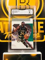 2002 Topps Paul Pierce #16 - 9 MINT GMA Graded NBA Basketball Card