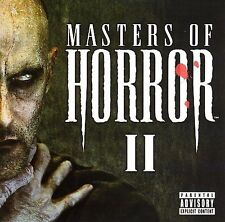 CD: MASTERS OF HORROR II (2) Soundtrack STILL SEALED