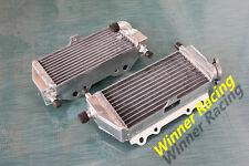 aluminum alloy radiator Kawasaki KX250 2004 /KX125 2-stroke 1999-2005  HIGH PER.