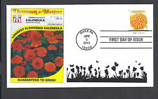 4755 * VINTAGE SEED PACKET STAMPS * CALENDULA * 2013 ISSUE *