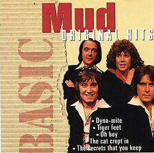 (CD) MUD-ORIGINAL HITS-Dyna-Mite, Rocket, Crazy, Oh Boy, Tiger feet, tra l'altro