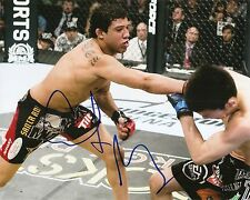 Gilbert El Nino Melendez UFC MMA 8x10 PHOTO Signed Auto W/COA