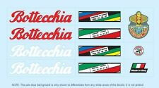 Bottecchia Bicycle Decals-Transfers-Stickers #1