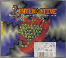 Interactive-Living without Your love cd maxi single