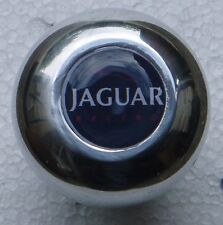 Jaguar XK8/X300/XJ8/XJ40 Alloy Gear Knob + JAGUAR Racing Logo