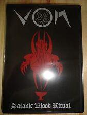 VON Satanic Blood Ritual DVD 2010