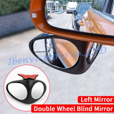 Car Left Side Rear View Blind Replenish Wheel Ex Sight Safety Mirror Accessories
