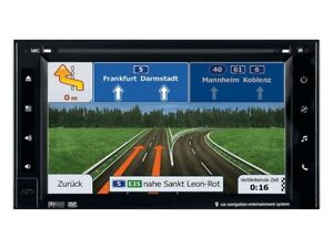 ESX VN620W Navigation DAB 2 DIN für Jeep Grand Cherokee (WH Facelift)