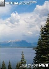 VIRTUAL ACTIVE LAKE TAHOE HIKE DVD TREADMILL OR ELLIPTICAL WORKOUT NEW SEALED