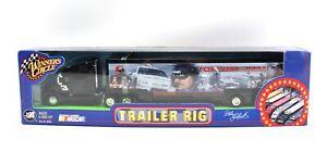 Winner's Circle #3 Earnhardt Sr Forever the Man Diecast Trailer Rig 1:64 2002