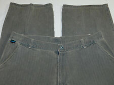 VTG KUHL PANTS SOFT COTTON 1 CARGO UTILITY POCKET MEN'S 34 29