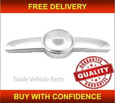 ALFA ROMEO 159 2005-2011 Anteriore Cofano Griglia Badge Holder Chrome nuovo