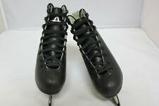 American Figure Skates 517 Tricot Lined Boys Size 12Y