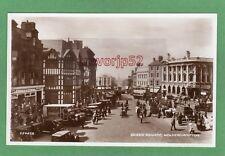 More details for queen square wolverhampton  van rp pc used 1937 valentines ref p418