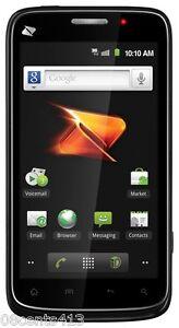 ZTE Warp N860 - 4GB - Black (Boost Mobile) Touchscreen CDMA 4GB Smartphone