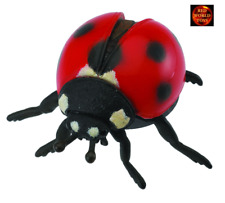 Ladybird Insect Toy Model Figure by CollectA 88474 Brand New