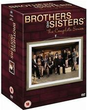 BROTHERS AND SISTERS - Complete Series 1-5 Collection (NEW DVD R4)