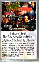 NEW Various Oakland Soul Bay Area Soundtrack 1997 Cassette Tape Hiphop E-40 2Pac