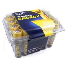 24 piles Varta AAA LR03 Energy
