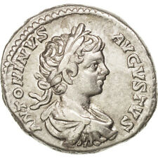 [#45836] Caracalla, Denier, Rome, RIC 39a