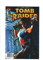 Tomb Raider #6 VF/NM 9.0 Newsstand Image Comics 2000 Joe Jusko Cover, Lara Croft