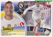 03B DANILO BRAZIL REAL MADRID SANTOS.FC STICKER LIGA 2017 PANINI