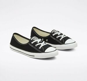 Converse Chuck Taylor All Star Ballet Lace Slip On Women's Ladies Trainers