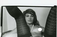 Photo argentique epoque Paris-Hollywood tirage original format 18x24 cm 19