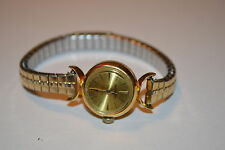 BOUCHERER 18K SOLID GOLD AUTOMATIC LADIES WATCH RUNNING