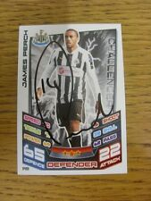 2012/2013 Autograph: Newcastle United - Perch, James [Hand Signed 'Topps Match A