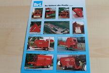 140438) BVL Van Lengerich-modello programma-prospetto 198?