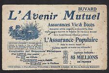 "TOULOUSE (31) Buvard / ASSURANCE ""L'AVENIR MUTUEL"""